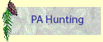 PA Hunting information